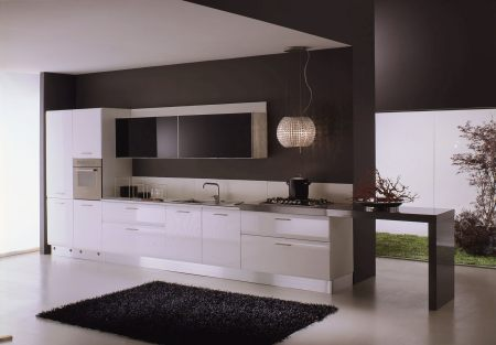 cristalliere moderne : Home Diiorio Kitchens Diiorio Kitchens Cucina moderna Chef -